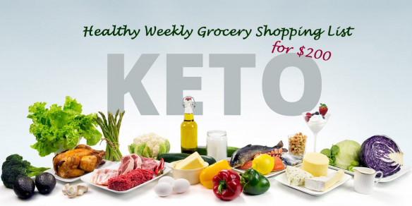 Health healthy-grocery-shopping-list-keto